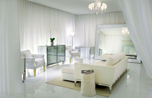 The Salon at SLS Hotel South Beach