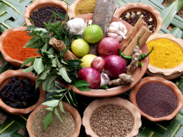 Ayurveda is an ancient Hindu medical system that incorporates natural cures and the right way of combining foods in the diet. It is a total system designed to keep the body healthy.
