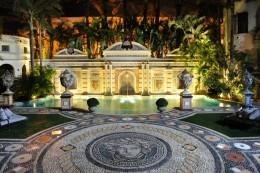 The Thousand Mosaic Pool at The Villa By Barton G.