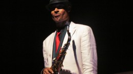 Tom Braxton, performed  tenor, saprano and alto sax with Peter White. He also thrilled the audience with his unque style on Sunday, to close out the Chester County Jazz Festival.