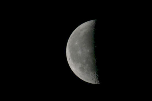 Waning Moon (Last quarter)