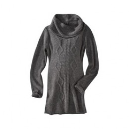 Liz Lange Maternity: Long-sleeve cable pullover