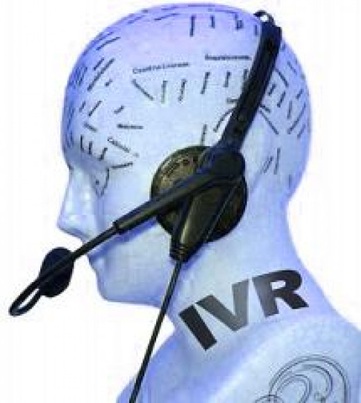 Setting up IVR with VoIP