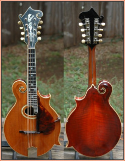 The Gibson F-4 Mandolin