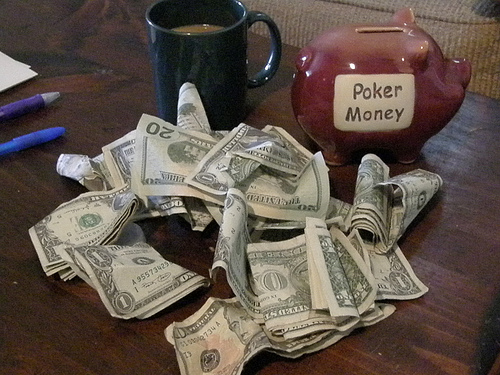 Saving money and budgeting for a small business may mean breaking out the piggy banks.