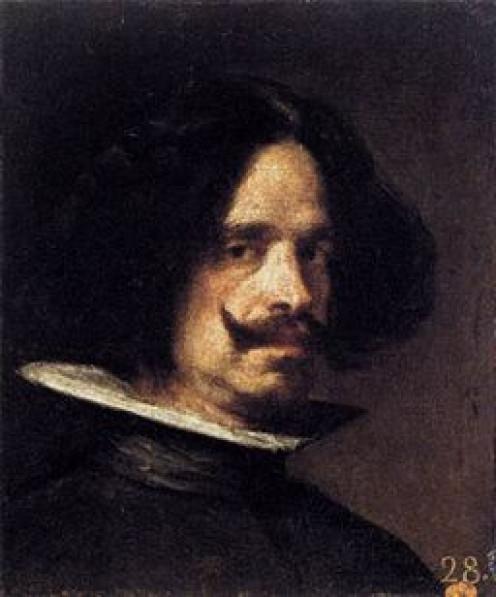 Diego Velazquez - Self Portrait, Circa 1640