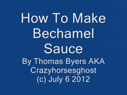 How To Make Bechamel Sauce Easily