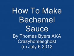How To Make Bechamel Sauce Easily