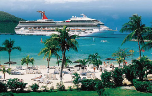 Carribean carnival cruise