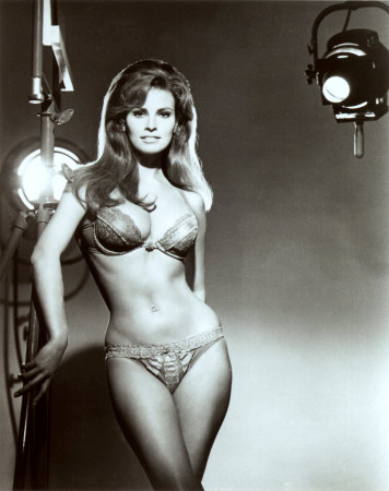 Raquel Welch is sexy.