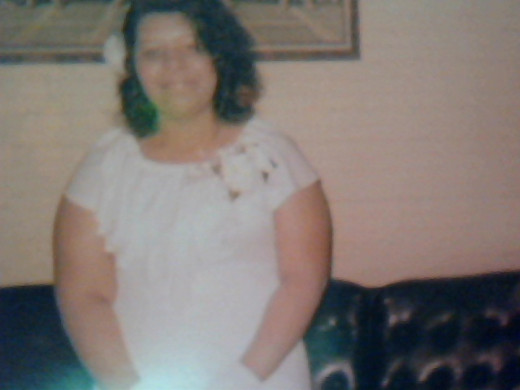 Mommy at prom