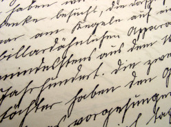 How My Cell Phone Made My Handwriting Sloppy