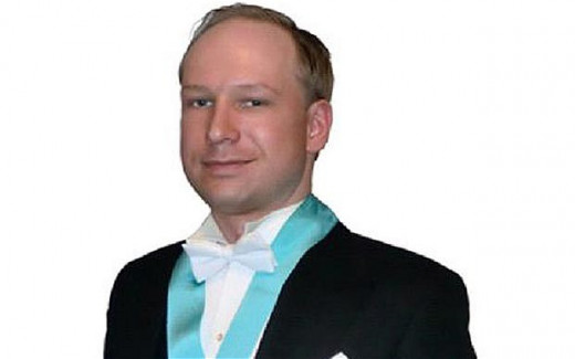 Clean Cut Breivik killed 77 people who dared camp, and camping leads to sin