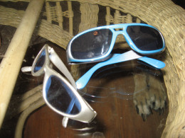 Kids sunglasses from Dollar Tree
