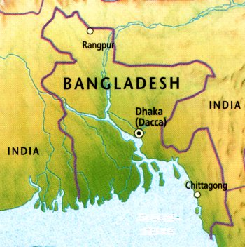Coastal regions of Bangladesh have been hit hardest from monsoons and rising sea levels.