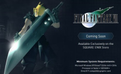 Final Fantasy VII coming to a Windows PC...Again