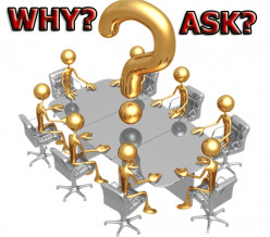 Why should I ask questions in HubPages?