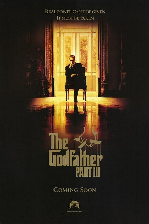 The Godfather Part III Poster #2