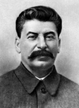 Joseph Stalin, 1936