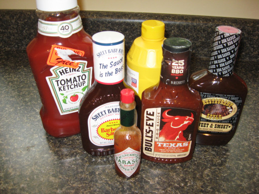 In your party planner, include a grocery list. Be sure to remember the condiments.