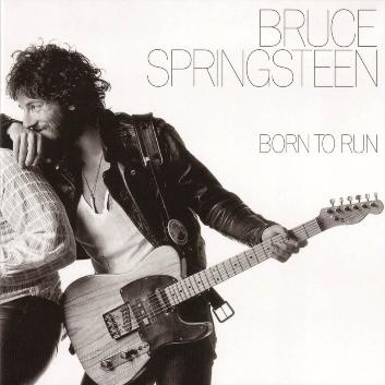 "The Cover of the ""Born to Run"" album 1975 Cover taken by Eric Meola Courtesy of Columbia Records"