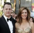 Tom Hanks and his wife, Rita Wilson who seems to have an eye for hit movies.