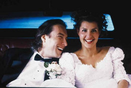 Ian and Toula, man and wife