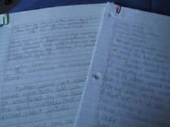 Journaling--A Tool for Healing