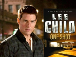 All you  Lee Child/Jack Reacher fans out there, what do you think of Tom Cruise in the lead role?