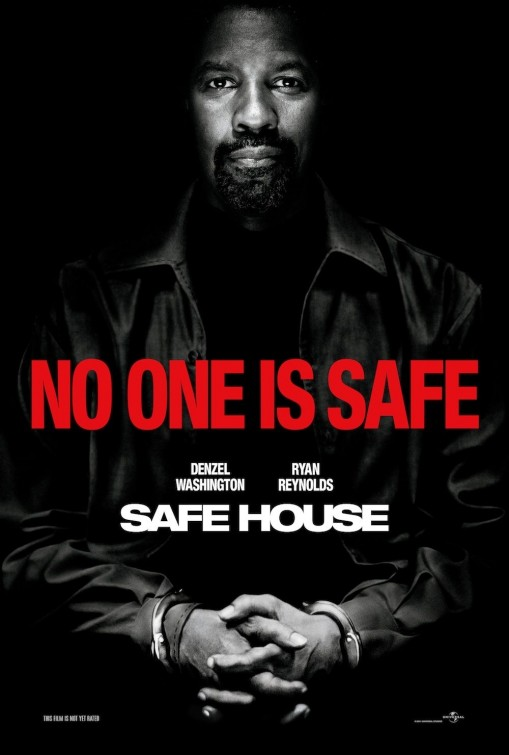 Safe House Poster #2