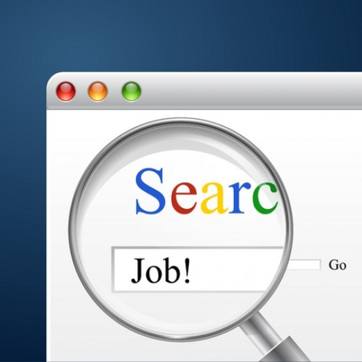 Never give up on your job search! Keep a list of where you hunt.