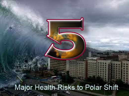 Besides Tsunamis, Earthquakes, Tornadoes, Hurricanes and Flooding there are other health risks to consider.