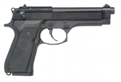 Review of the Beretta 92F (M-9) Service Pistol