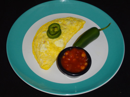A Perfect Omelet is a Cinch!