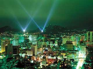 Majestic View of Myeongdong