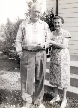 My maternal grandparents.