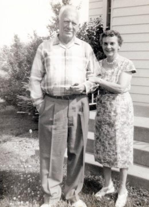 My maternal grandparents.
