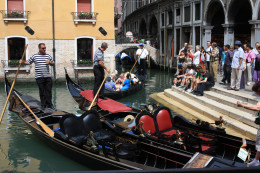 Another shot of the Gondolas.
