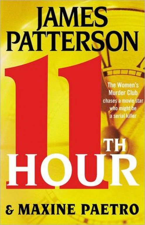 11th Hour by James Patterson and Maxine Paetro