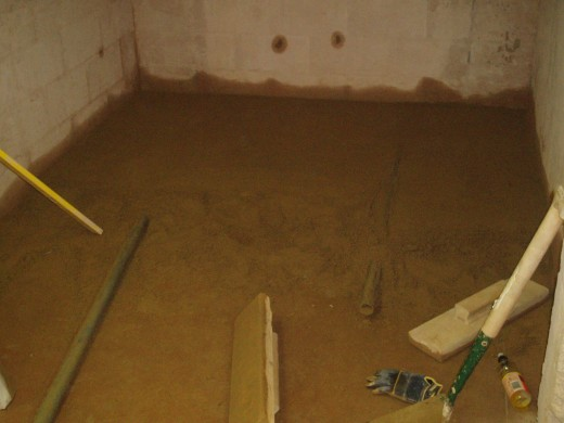 Learning Floor Screeding