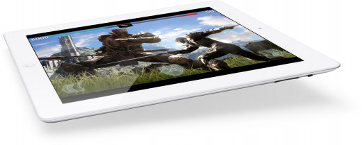 iPad 3 Gaming Graphics