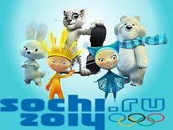 Winter Olympics and Paralympics 2014 mascots