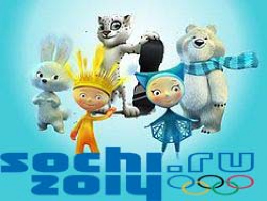 Winter Olympics and Paralympics 2014 mascots