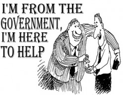Are governments moral?