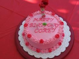 Cake by Angelina Noble