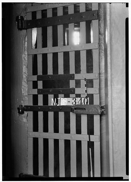 Burlington County Prison (Interior Murder's Cell)