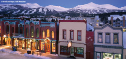Breckenridge Mainstreet Best Vacation Spot