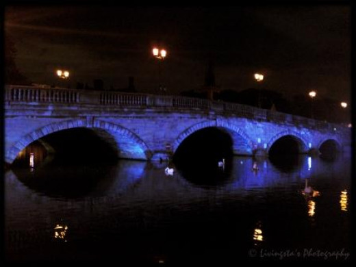 Town Bridge - Bedford