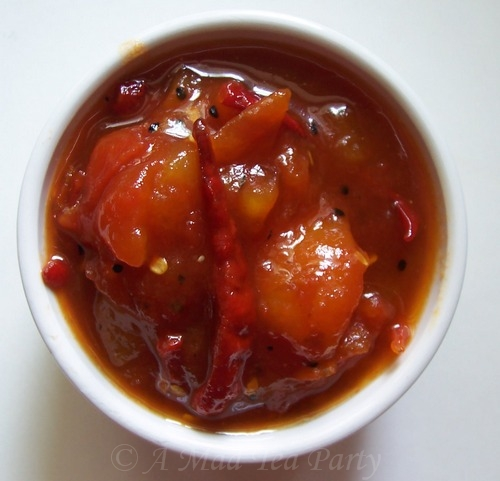 Chutney is a traditional South Asian dish that comes in many flavors.