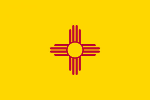 New Mexico State Flag [3]